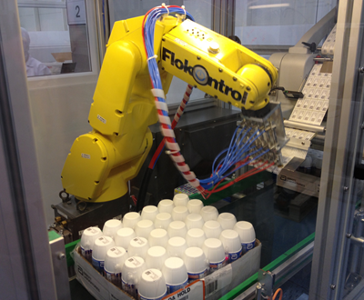 Robotic Vision Labelling